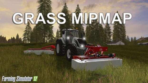 Grass MipMap