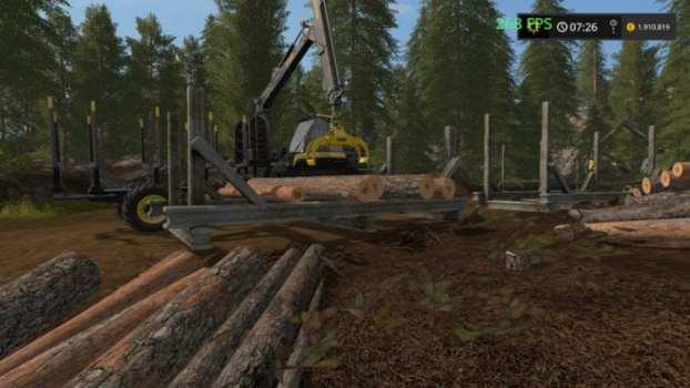 Placeable Lumberyard Set