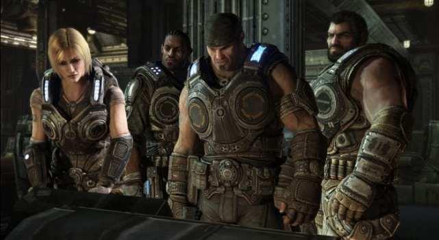 Gears of War 3 (2011)