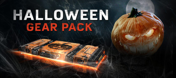 Gears of War 4 Halloween Elite Pack