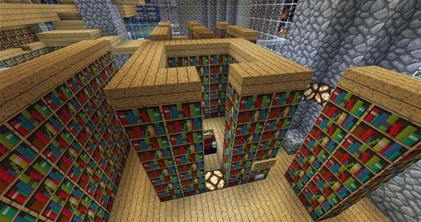 Books and Mineshafts