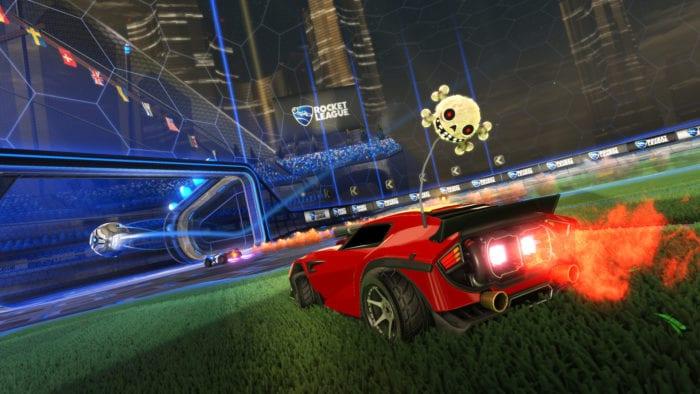 rocket league, nintendo, switch, best, splitscreen, split screen, multiplayer
