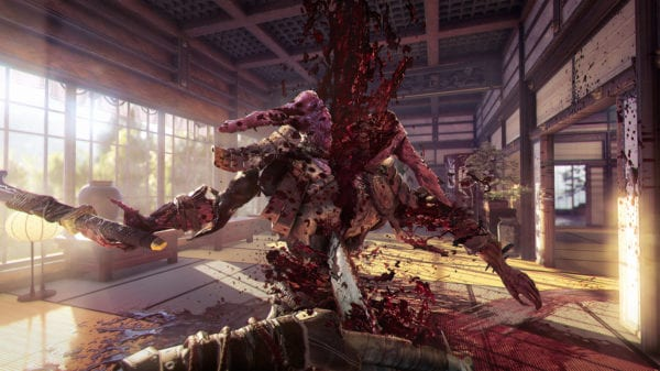 Shadow Warrior 2 Chainsaw
