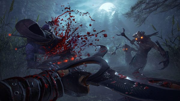 Shadow Warrior 2 Dissection