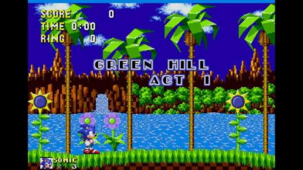 Take A Look At How Sonic The Hedgehog S Graphics Have Changed Through The Years