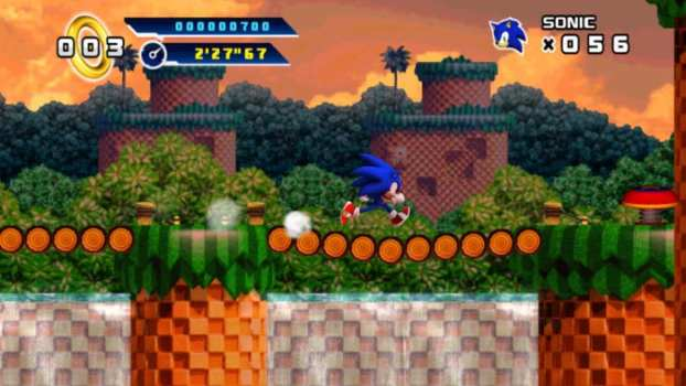 8) SONIC THE HEDGEHOG 4: EP 1 - 81