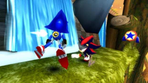 Sonic Rivals 2 - PSP (2007)