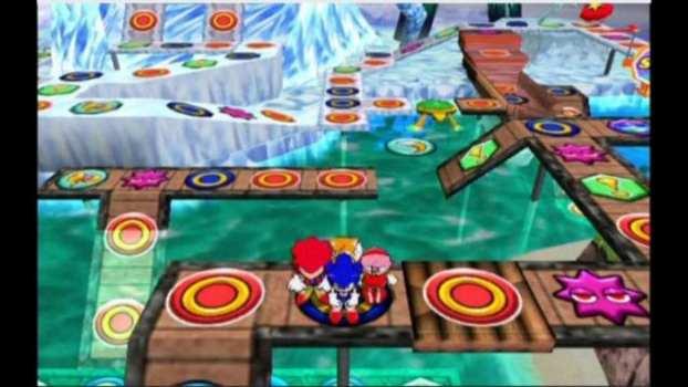 Sonic Shuffle - Dreamcast (2000)