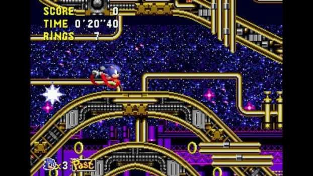 Sonic the Hedgehog CD - Sega CD (1993)
