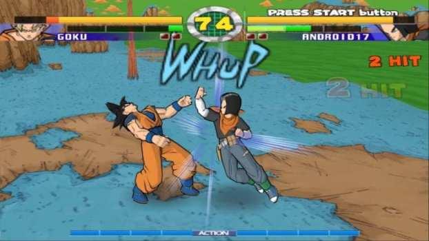 9. Super Dragon Ball Z (PS2)