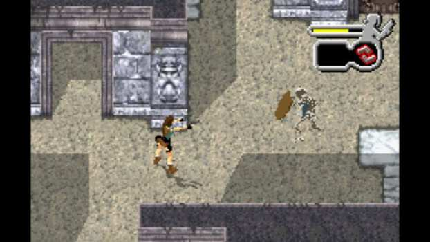 Tomb Raider: The Prophecy - Game Boy Advance (2002)