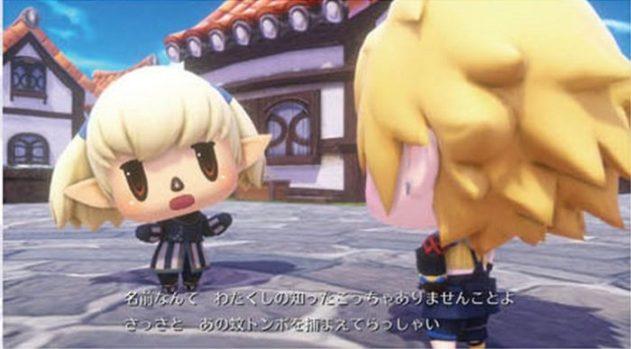 Shantotto (Final Fantasy XI)