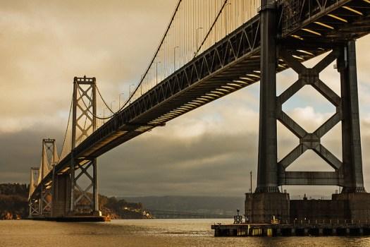 Bay Bridge - Real Life