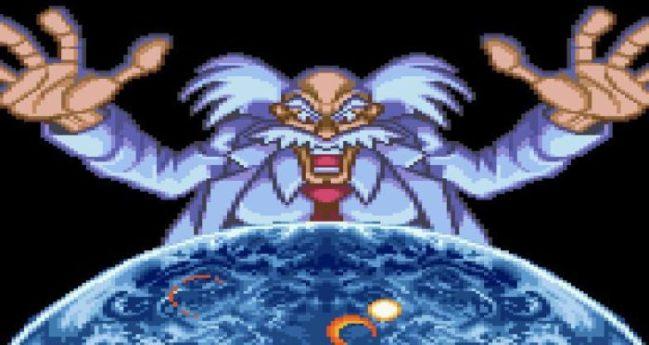 Dr. Wily - Mega Man Series