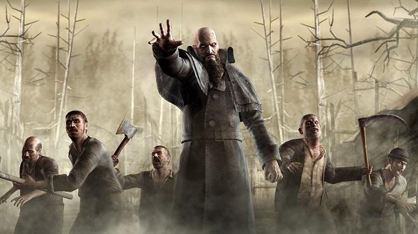 Chief Mendez - Resident Evil 4