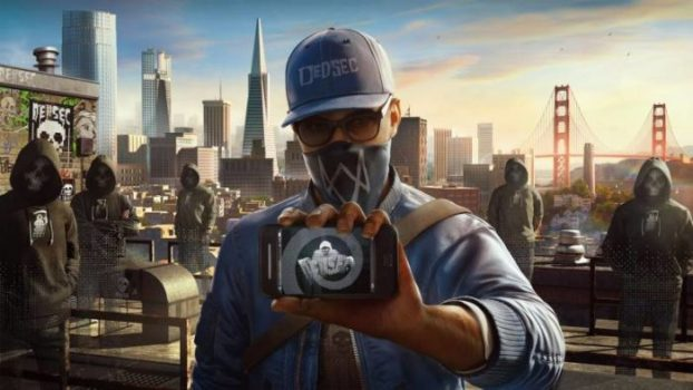 Marcus Holloway (Watch Dogs 2)