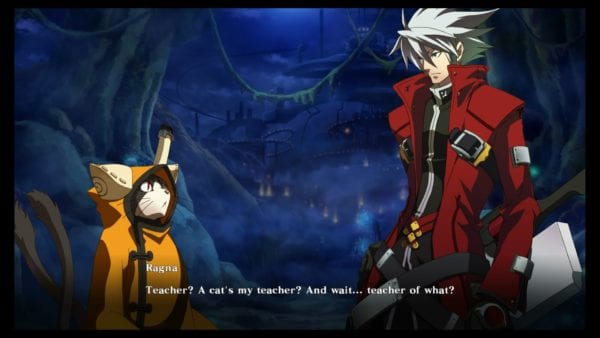 BlazBlue: Central Fiction, Ragna Story