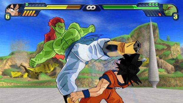 Dragon Ball Z: Budokai Tenkaichi 3 (2007 - PS2, Wii)