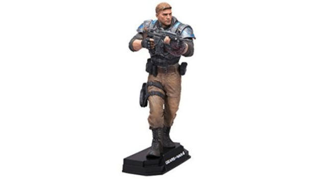 JD Fenix Action Figure
