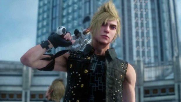 Prompto Argentum (Final Fantasy XV)