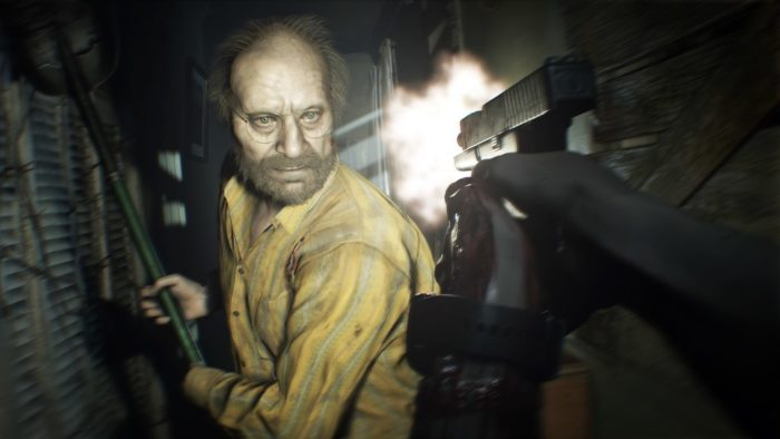 resident evil 7 is a lot like resident evil 1