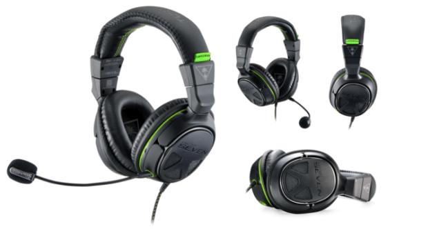 Mid Range: Turtle Beach - Ear Force XO Seven Pro