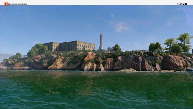Alcatraz Island - Watch Dogs 2