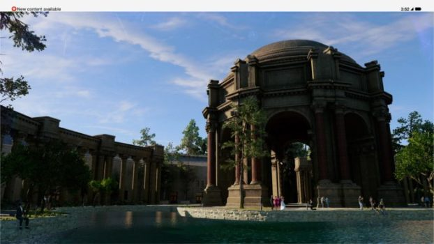 Palace of Fine Arts - Watch Dogs 2