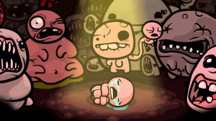 Nintendo, binding of isaac-afterbirth for nintendo switch