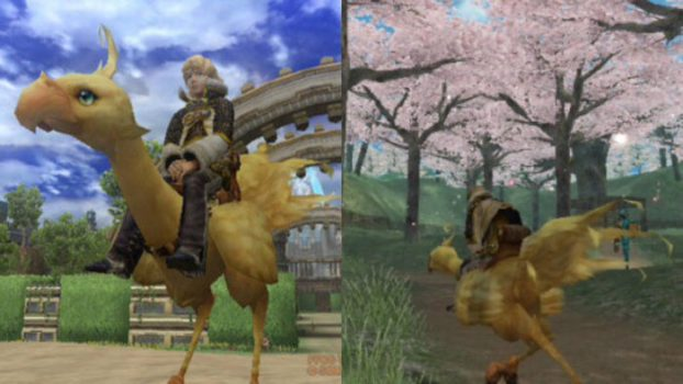 Crystal Chronicles Series and the Crystal Bearers