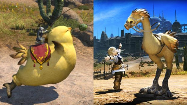 Final Fantasy XIV and Realm Reborn