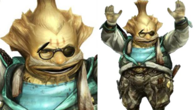 Final Fantasy Crystal Chronicles: The Crystal Bearers - Cid