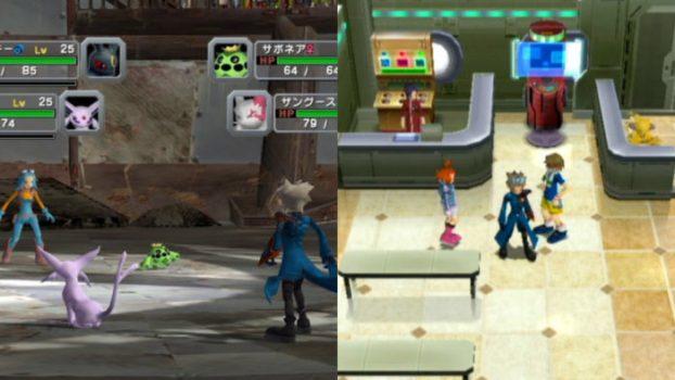 Pokemon Colosseum (GameCube) - 2004
