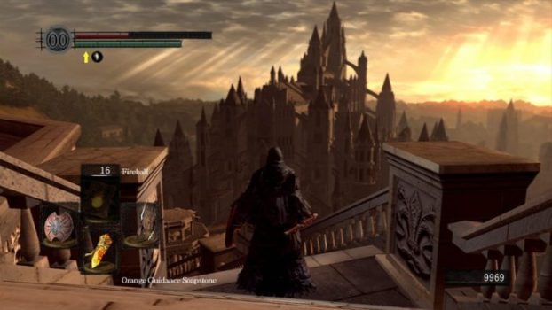 Arriving in Anor Londo (DS1)