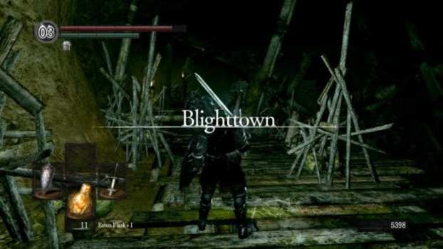 Leaving Blighttown (DS1)