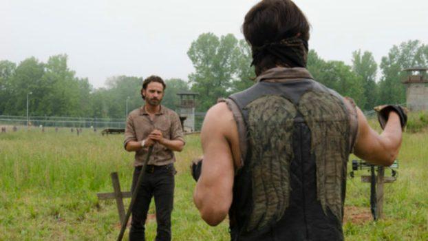 Daryl Dixon's Apocalypse Angel Vest