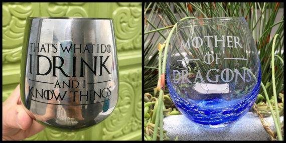 Engraved Drinkware