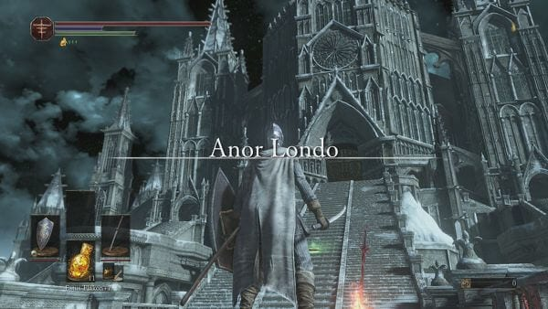 Returning to Anor Londo (DS3)