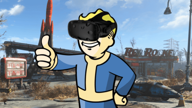 Fallout VR - 2017