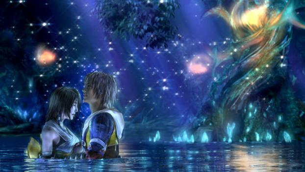 2. Final Fantasy X