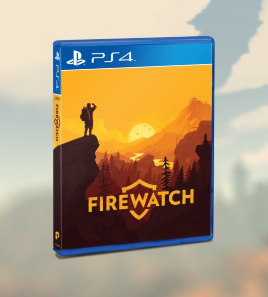 firewatch physical edition
