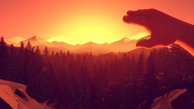 Best Art Direction - Firewatch