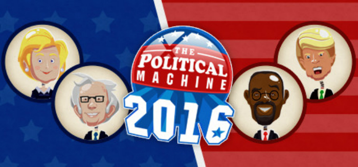 Election Machine 2016