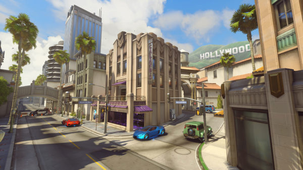 Overwatch, Hollywood