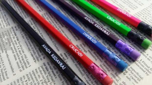 Unforgivable Spells Pencils
