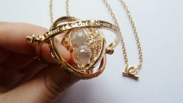 Hermoine's Time Turner Necklace
