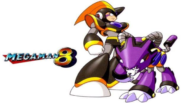 Bass - Mega Man Series