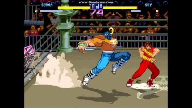 Sodom - Final Fight