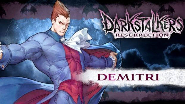 Demitri Maximoff - Darkstalkers Series