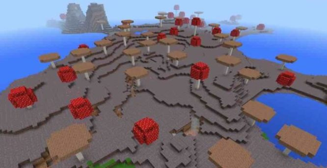 Top 10 Best Island Seeds for Minecraft PE
